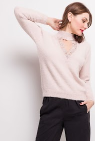 LOVIE LOOK sweet sweater
