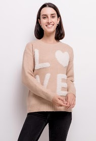 LOVIE LOOK pull love