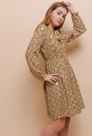 LOVIE LOOK printed dress
