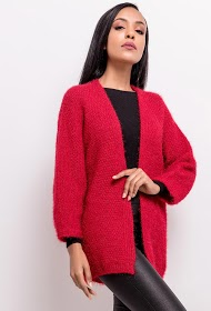 LUCKY 2 vest with batwing sleeves
