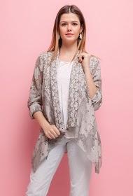 LUCKY 2 lace waistcoat