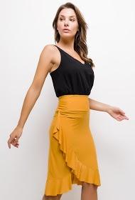 LUCKY 2 stretch skirt