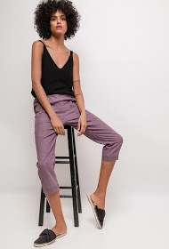 LUCKY 2 cotton trousers