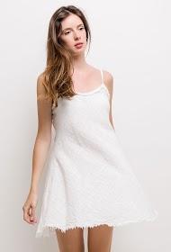 LUCKY 2 strapless dress