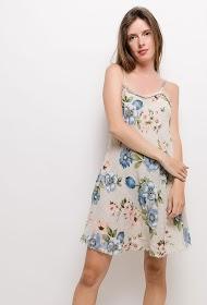 LUCKY 2 cotton dress