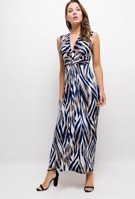 LUCKY 2 long dress