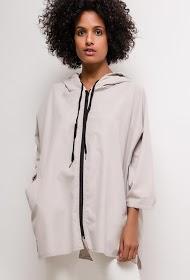 LUCKY 2 lightweight jacket with hood