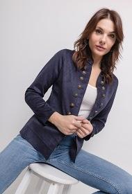 LUCKY 2 jaqueta de camurça oficial