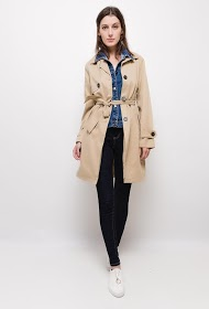 LUCKY JEWEL trench
