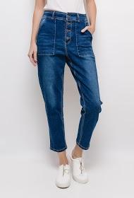 LUIZACCO high waist jeans
