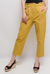 LUIZACCO cotton trousers