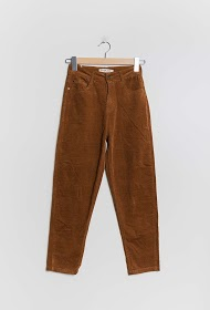 LUIZACCO velvet trousers
