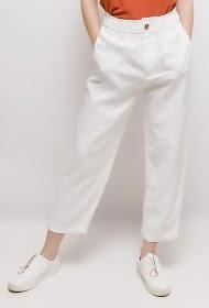 LUIZACCO fluid pants