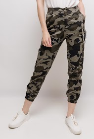 LUIZACCO military pants