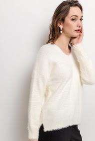 LUIZACCO camisola doce com renda