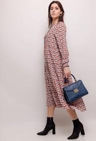 LUIZACCO printed dress