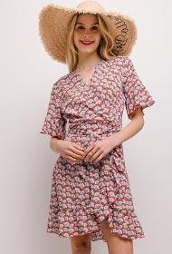 LUIZACCO robe imprimée