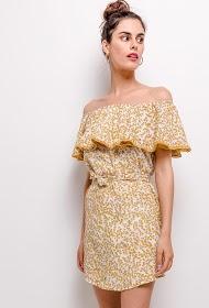 LUIZACCO vestido estampado