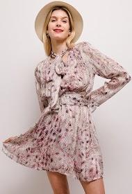 LUIZACCO robe lavallière
