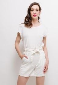LUIZACCO cotton shorts