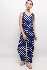 MACMAX dotted jumpsuit
