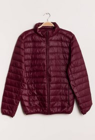 MACMAX puffy jacket