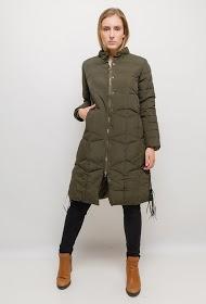 MACMAX long down jacket
