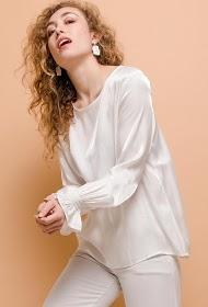 MADISON blouse soyeuse