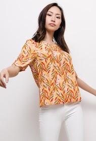 MADISON printed blouse