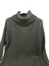 MAX & ENJOY turtleneck sweater