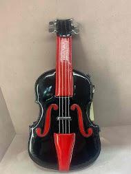MAX & ENJOY pu-violin taske