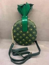 MAX & ENJOY pineapple bag
