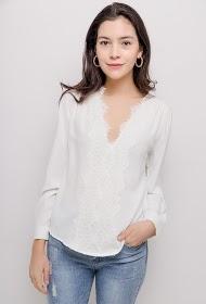 M&G MONOGRAM feminine blouse