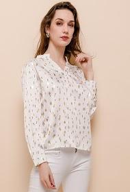 M&G MONOGRAM printed blouse