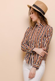 M&G MONOGRAM patterned shirt