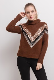 M&G MONOGRAM turtleneck-sweater