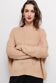 M&G MONOGRAM ribbed sweater