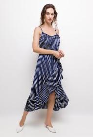 M&G MONOGRAM polka dot dress