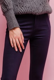MISS ANNA basic jegging