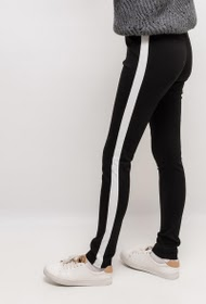 MISS ANNA leggings with side bands