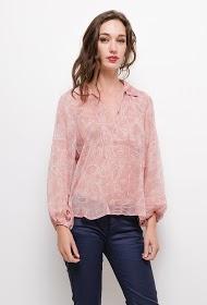 MISSKOO printed blouse