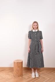 MISSKOO vægt kjole