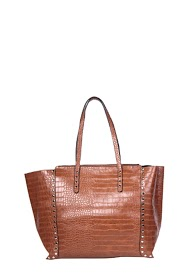 MOGANO large tote bag