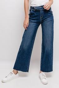 MONDAY PREMIUM ausgestellte jeans