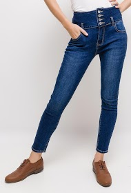 MONDAY PREMIUM high waisted skinny jeans