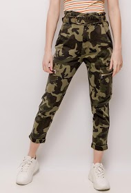 MONDAY PREMIUM calças de carga militar