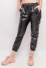 MONDAY PREMIUM faux leather pants