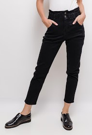 MONDAY PREMIUM high waist pants