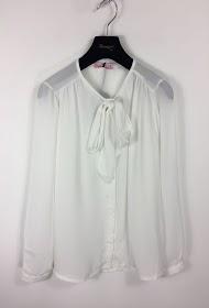 MOODY'S chemise noeud