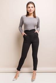 MOODY'S high waist pants